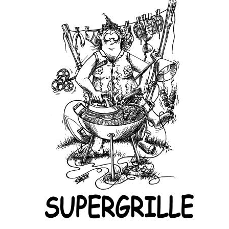 "T-Shirt ""Supergrille"""