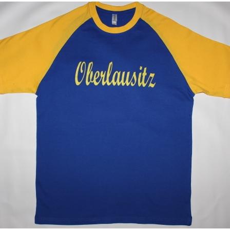 """T-Shirt """"Oberlausitz – geliebtes Heimatland"""""""